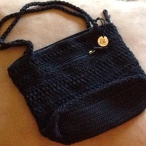 The Sak original black purse